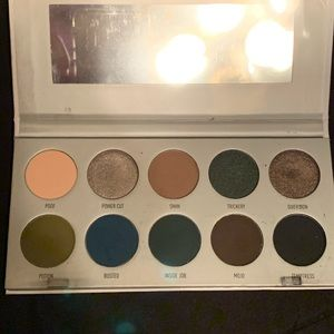 Morphe X Jacklyn Hill Eyeshadow Palette
